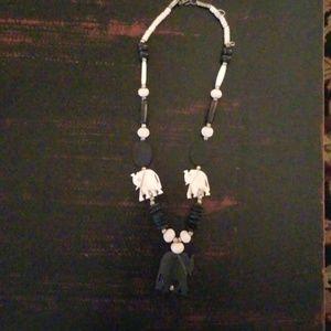 Vintage Elephant Necklace Neat SALE
